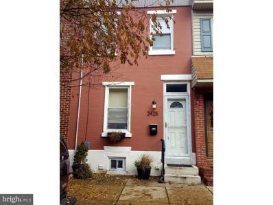 2425 E Letterly Street, Philadelphia, PA 19125 - MLS#: PAPH362156