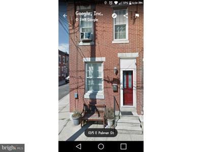 1216 E Palmer Street, Philadelphia, PA 19125 - MLS#: PAPH362436