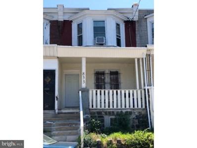 833 S 56TH Street, Philadelphia, PA 19143 - #: PAPH362450