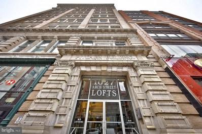1027 Arch Street UNIT 507, Philadelphia, PA 19107 - MLS#: PAPH362488