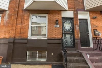 2218 Cantrell Street, Philadelphia, PA 19145 - MLS#: PAPH390342