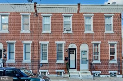 833 Livingston Street, Philadelphia, PA 19125 - MLS#: PAPH408512