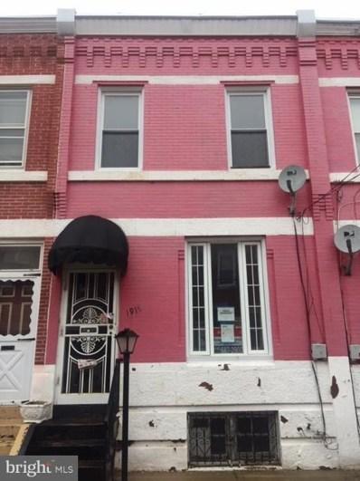 1915 Fontain Street, Philadelphia, PA 19121 - #: PAPH504390