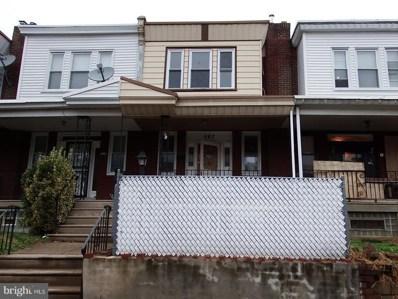 587 Anchor Street, Philadelphia, PA 19120 - MLS#: PAPH506762