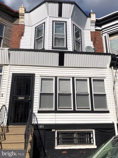 1651 S Conestoga Street, Philadelphia, PA 19143 - MLS#: PAPH507328