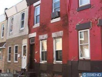 852 E Willard Street, Philadelphia, PA 19134 - #: PAPH507794