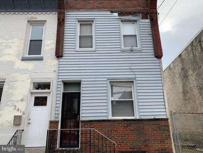 2420 Federal Street, Philadelphia, PA 19146 - MLS#: PAPH508934