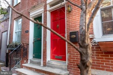 311 Kater Street, Philadelphia, PA 19147 - MLS#: PAPH508996