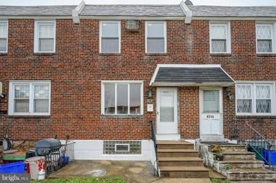4516 Hale Street, Philadelphia, PA 19135 - #: PAPH509012