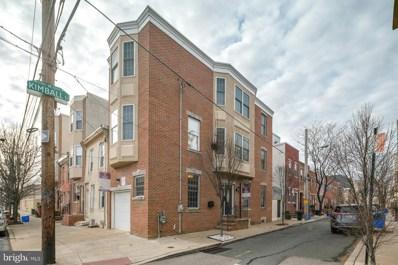 1014 S 22ND Street, Philadelphia, PA 19146 - MLS#: PAPH509070