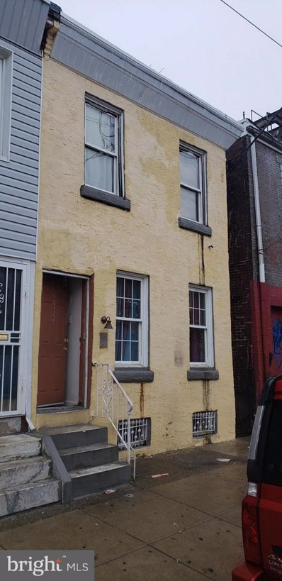 1812 E Wensley Street, Philadelphia, PA 19134 - #: PAPH509972