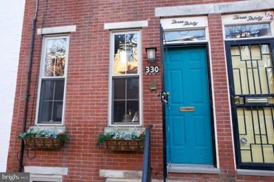 330 Monroe Street, Philadelphia, PA 19147 - MLS#: PAPH510088