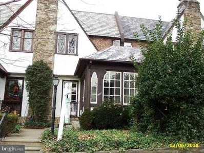 3447 W Queen Lane, Philadelphia, PA 19129 - MLS#: PAPH510220