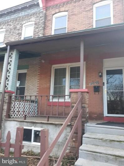 2048 W Estaugh Street, Philadelphia, PA 19140 - #: PAPH510246