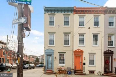 2700 South Street UNIT 2700, Philadelphia, PA 19146 - MLS#: PAPH510866