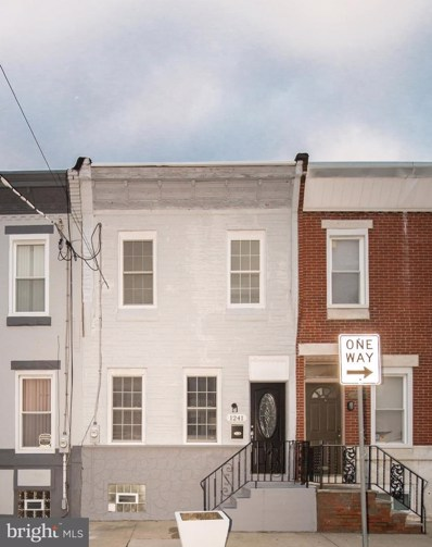 1241 S 21ST Street, Philadelphia, PA 19146 - #: PAPH513146