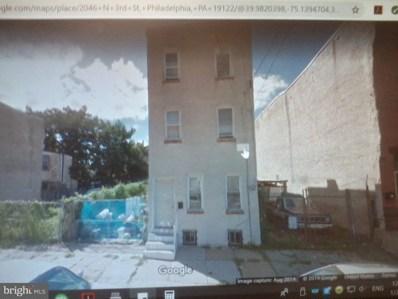 2046 N 3RD Street, Philadelphia, PA 19122 - MLS#: PAPH513568