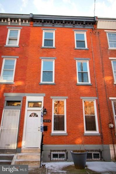 1836 W Master Street, Philadelphia, PA 19121 - #: PAPH513806