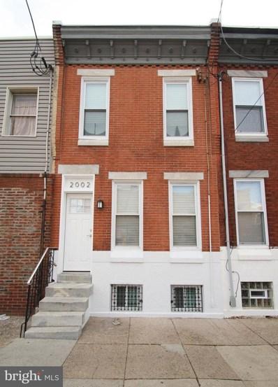 2002 Moore Street, Philadelphia, PA 19145 - #: PAPH679832