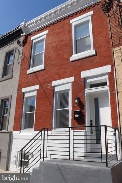 2103 Tasker Street, Philadelphia, PA 19145 - #: PAPH685324