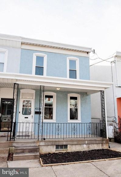 4336 Mitchell Street, Philadelphia, PA 19128 - #: PAPH685914