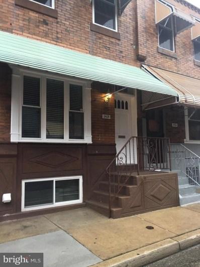 2428 S Watts Street, Philadelphia, PA 19148 - MLS#: PAPH686874