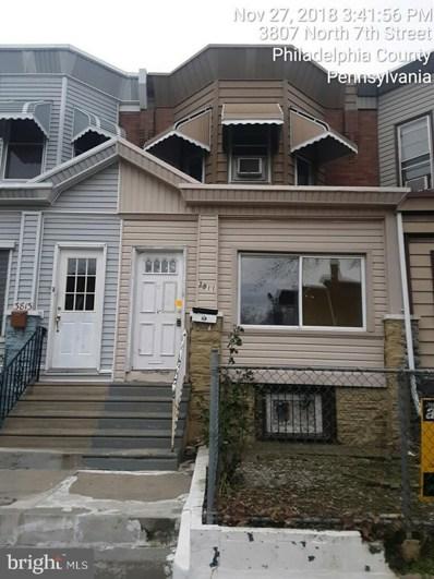3811 N 7TH Street, Philadelphia, PA 19140 - MLS#: PAPH691732