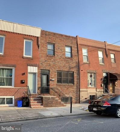 2607 S 17TH Street, Philadelphia, PA 19145 - MLS#: PAPH693440
