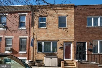 1808 S Sartain Street, Philadelphia, PA 19148 - MLS#: PAPH716288