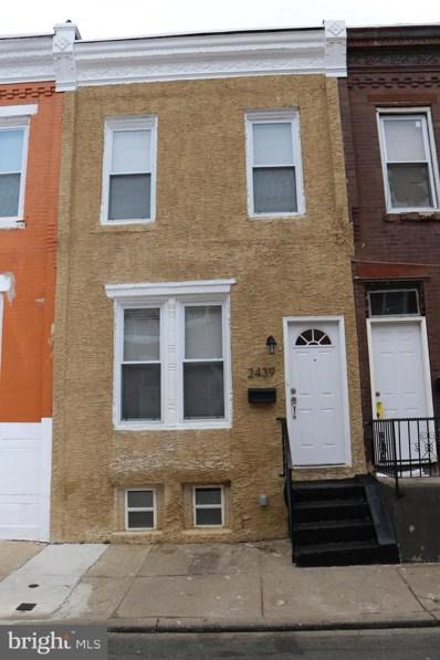 2439 N Napa Street, Philadelphia, PA 19132 - #: PAPH718528