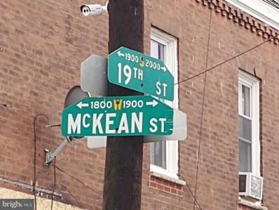 1929 Dudley Street, Philadelphia, PA 19145 - #: PAPH719334