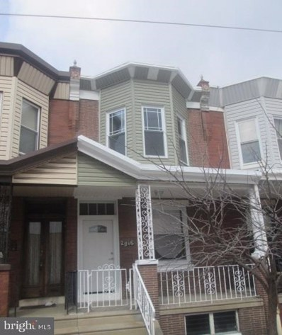 2816 Cedar Street, Philadelphia, PA 19134 - #: PAPH724112