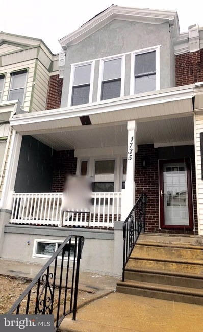 1735 N 60TH Street, Philadelphia, PA 19151 - #: PAPH725032
