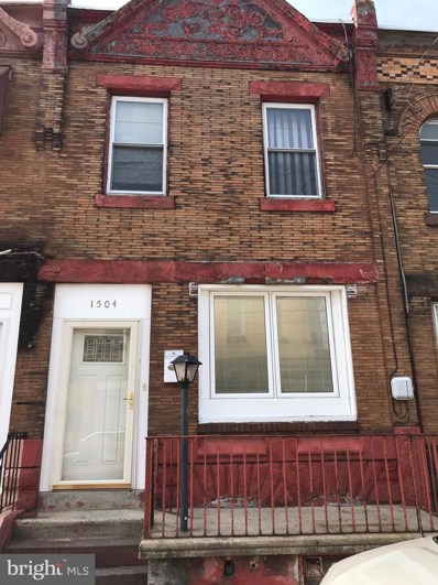 1504 N 28TH Street, Philadelphia, PA 19121 - MLS#: PAPH726006