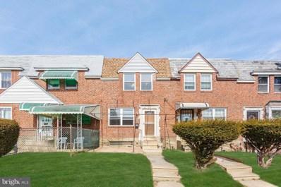 7835 Thouron Avenue, Philadelphia, PA 19150 - MLS#: PAPH727022
