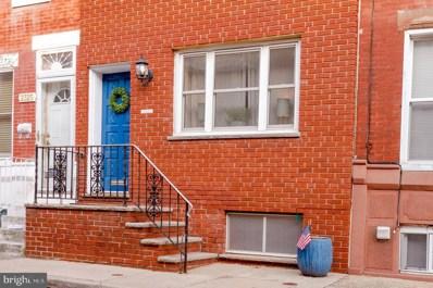 2327 S Hicks Street, Philadelphia, PA 19145 - #: PAPH727840