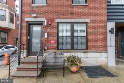 2536 W Girard Avenue UNIT 1, Philadelphia, PA 19130 - #: PAPH727844