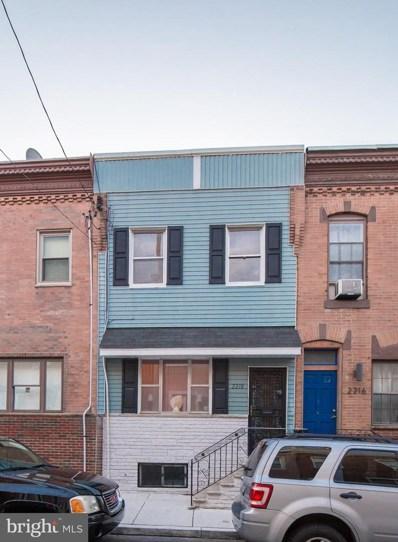 2218 S Bancroft Street, Philadelphia, PA 19145 - #: PAPH728116