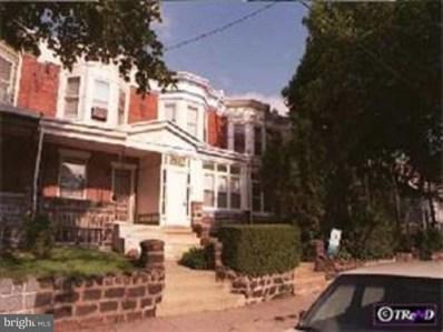 319 N 63RD Street, Philadelphia, PA 19139 - #: PAPH729526