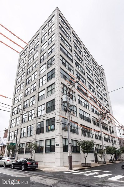 314-22 N 12TH Street UNIT 1004, Philadelphia, PA 19107 - MLS#: PAPH758068