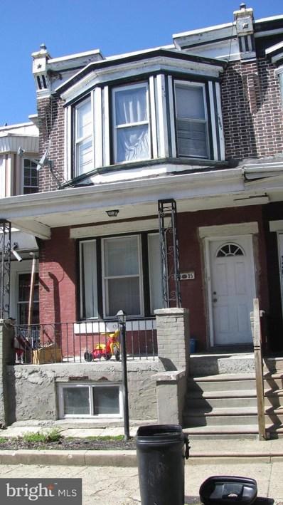 1305 McFerran Street, Philadelphia, PA 19140 - #: PAPH775486