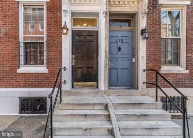 411 S 9TH Street UNIT 2F, Philadelphia, PA 19147 - #: PAPH777406