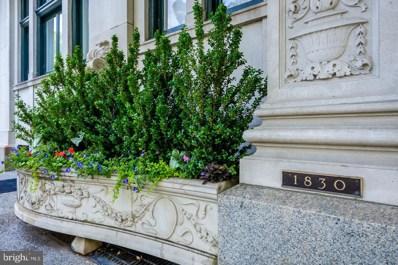 1830 Rittenhouse Square UNIT 6A-W, Philadelphia, PA 19103 - MLS#: PAPH783018