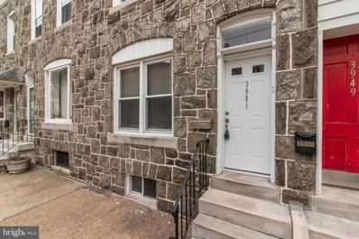 3951 Terrace Street, Philadelphia, PA 19128 - #: PAPH785684
