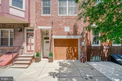 1907 Fitzwater Street, Philadelphia, PA 19146 - MLS#: PAPH785920