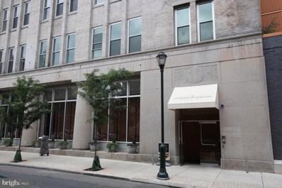 1101 Locust Street UNIT 6J, Philadelphia, PA 19107 - MLS#: PAPH785988