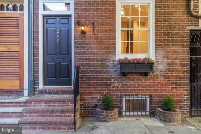 242 S Quince Street, Philadelphia, PA 19107 - #: PAPH788204