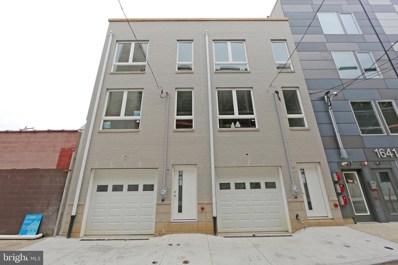 1643 N Philip Street, Philadelphia, PA 19122 - MLS#: PAPH788232