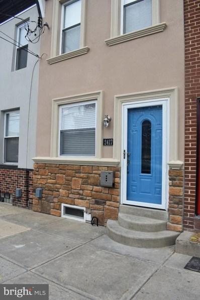 2417 E Ann Street, Philadelphia, PA 19134 - #: PAPH788716