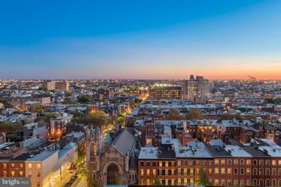 1810 Rittenhouse Square UNIT 1609, Philadelphia, PA 19103 - #: PAPH789876